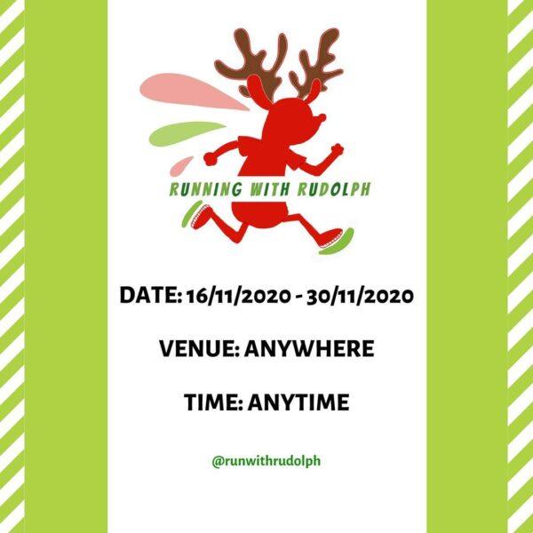 Run with Rudolph